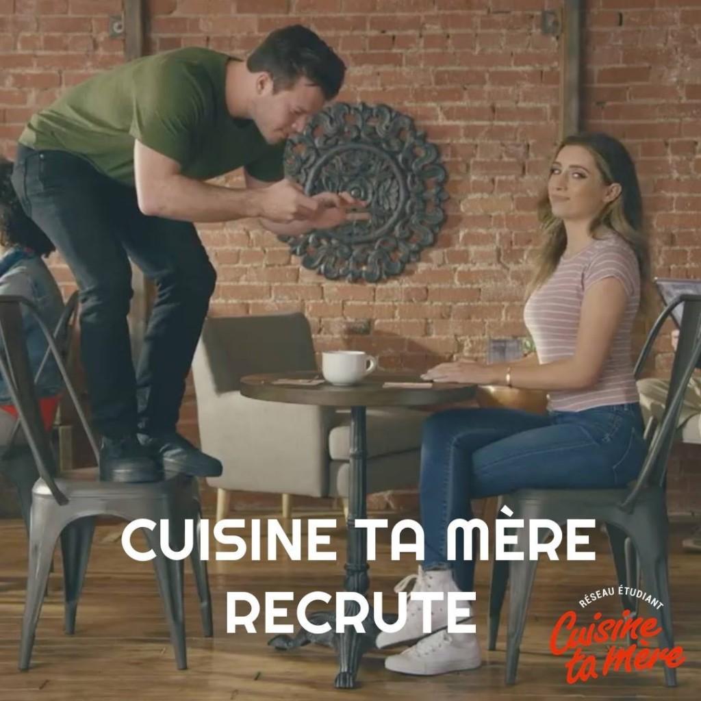 cuisine ta m re recrute un e community manager