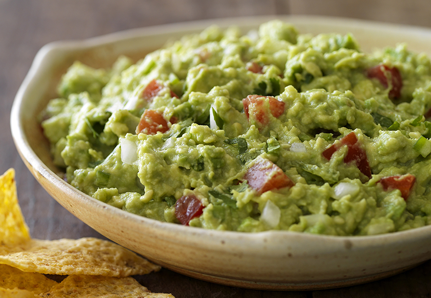 how to make avocado dip for nachos
