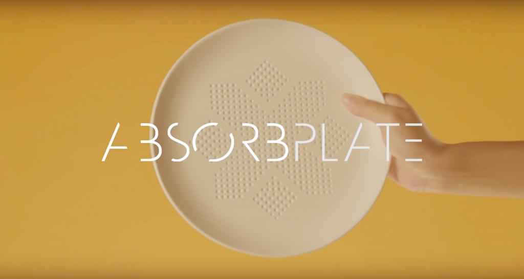 assiette-absorbplate