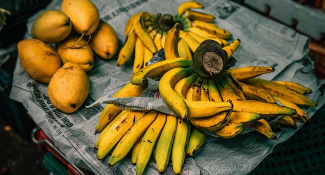 banane mongee