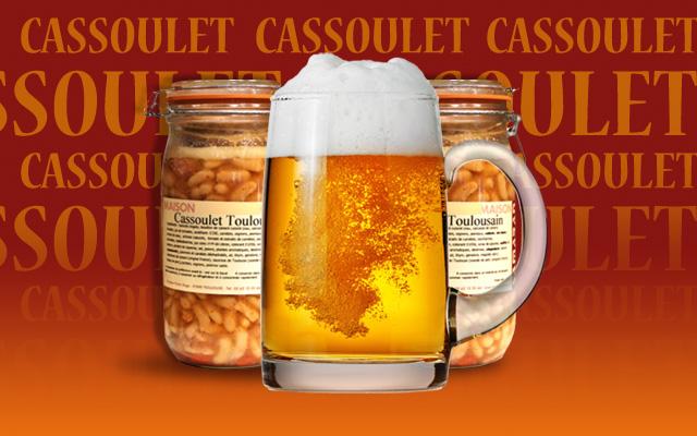 biere cassoulet