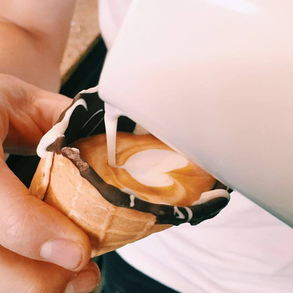 café-cornet