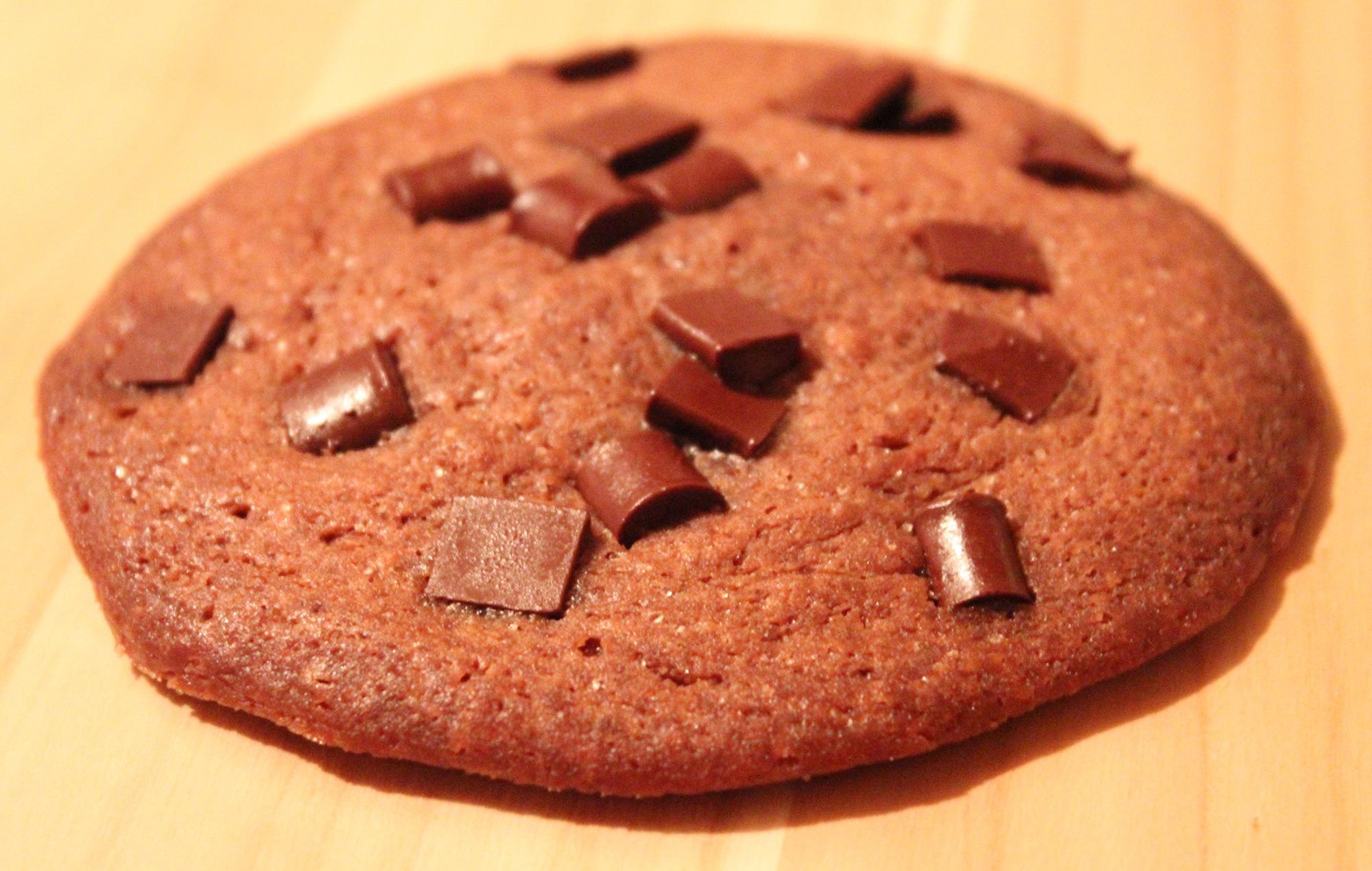 Recette cookie g ant au nutella - Recette de cookies au nutella ...
