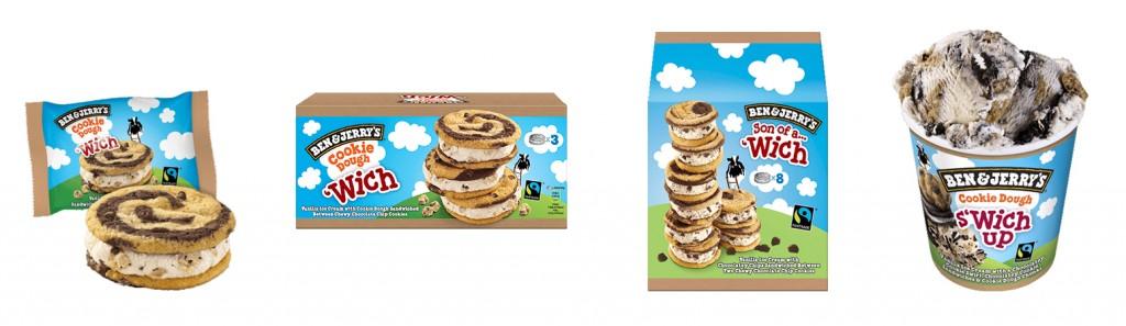 cookie doughwich