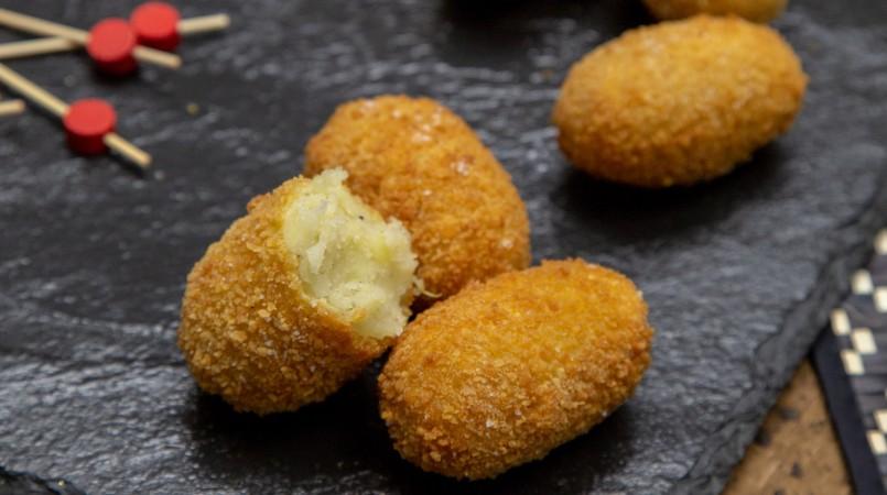croquettes pommes de terre