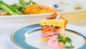 Le gâteau-salade, la dernière tendance healthy !