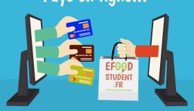 Le «Split paiement» disponible sur Efood Student !
