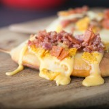 Pizzacles : La pizza esquimau !