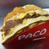 Pancake + Taco = Paco !