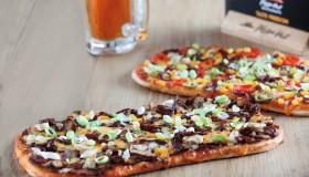 Pizza Hut lance la pâte infusée à la bière !