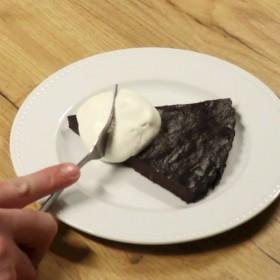 Fondant Cacolac sans cuisson