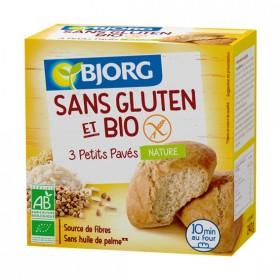 Petits Pavés Bjorg Sans Gluten: -30% sur 1 produit
