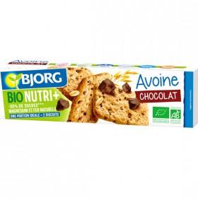 Bjorg Bio Nutri + Avoine Chocolat: -30% sur 1 produit