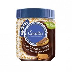 Pâte à tartiner croustillante au Chocolat Gavottes: -1€ sur votre achat