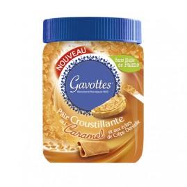 Pâte à tartiner Croustillante au Caramel Gavottes: -1€ sur votre achat