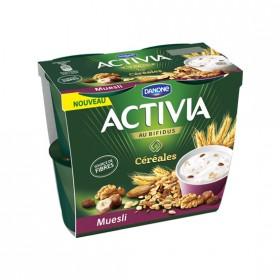 La gamme Activia céréales: De -20% à -40% sur 2 à 4 produits