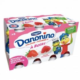 Danonino à boire: De -20 à -40% sur 2 à 4 produits