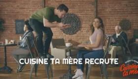 Cuisine ta mère recrute un(e) chef(fe)