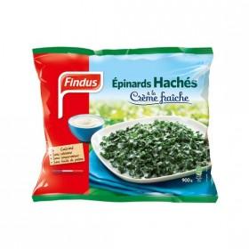 Les Épinards à la crème Findus: -0,30€ sur 1 produit