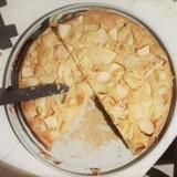 Gâteau aux pommes express (vegan)