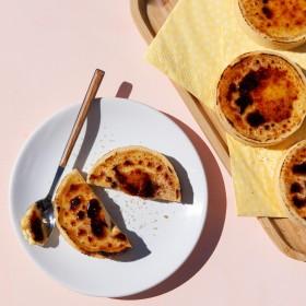 Tartelettes crème brûlée