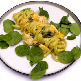 One pot pasta saumon