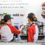 Le premier Nutella Café a ouvert ses portes !