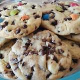 Cookies moelleux fourrés au Nutella