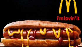 Le hot dog arrive chez McDo !