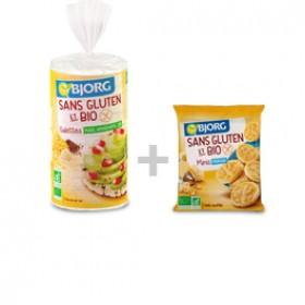 2 produits Bjorg Sans Gluten: -40% sur 2 produits
