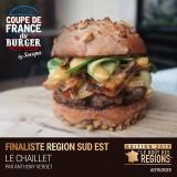 Le meilleur burger de 2019 a été élu et il vient ... d'Ardèche !
