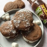 Whoopies aux Cacolac et Chamallow