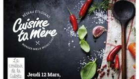 Soirée de lancement Cuisine Ta Mère