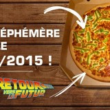 21 Octobre 2015… Pizza Hut pense à tout !