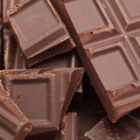 Tablette de chocolat dessert