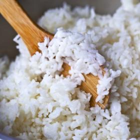 Cuire du riz !
