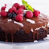 Gâteau au Chocolat d'Anniversaire !