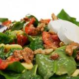 Salade de Chèvre chaud au Miel & Noix