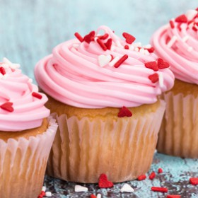 Cupcake de Princesse