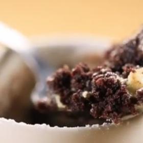 Mug Cake Double Chocolat