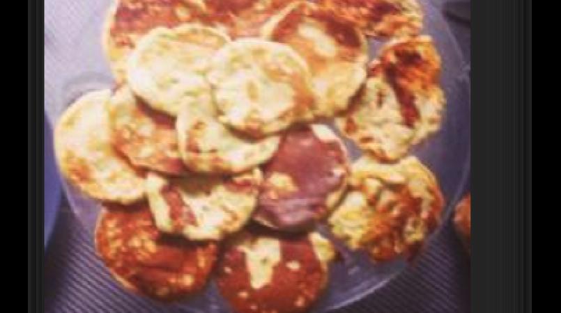 Pancake Banane/Œuf