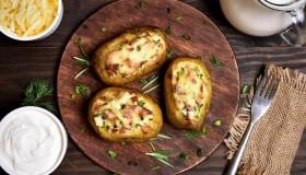 Manger des pommes de terre serait très bon pour la santé