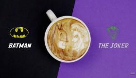 Comics : papier vs café !