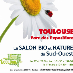 Salon Bio Toulouse