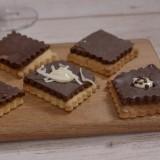 Biscuits des écoliers chocolat & Cacolac
