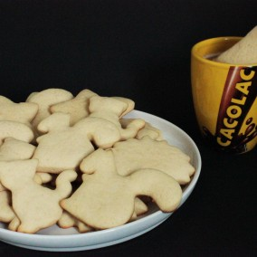 Biscuits à la vanille Cacolac