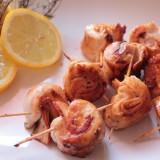 Bouchées de poulet rôties au citron