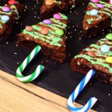 Brownies sapins