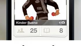 Tinder x Kinder : l'app pour trouver son âme sœur chocolatée !