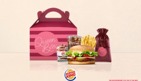 La « Queen Box » par Burger King